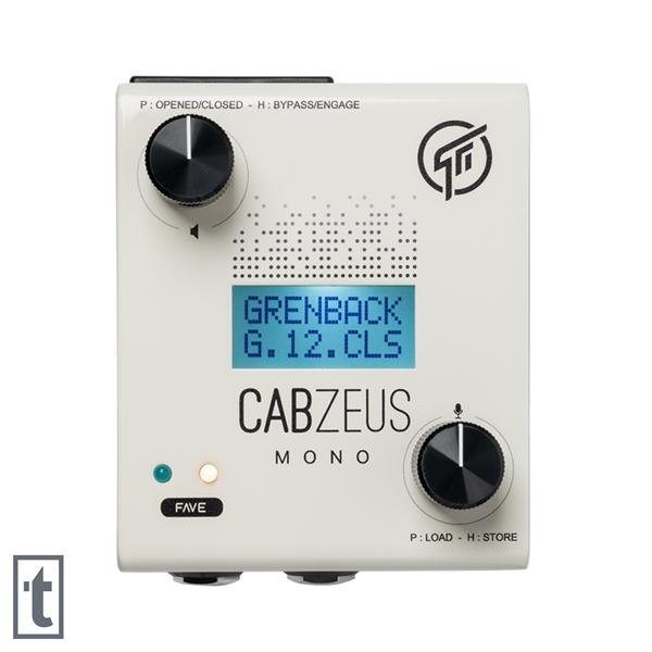GFI System CABZEUS MONO pedal
