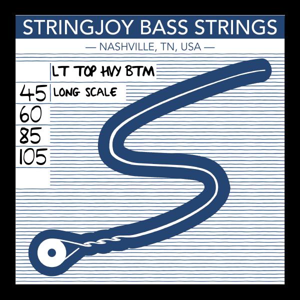 Stringjoy - Bass Strings - Cordas De Baixo
