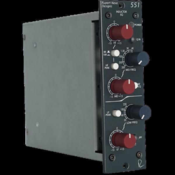 Rupert Neve Designs 551 500 Series Inductor Equalizer