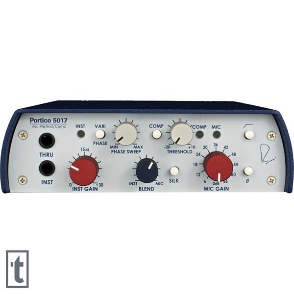 Rupert Neve Designs Portico 5017 1-channel Microphone Preamp & Compressor