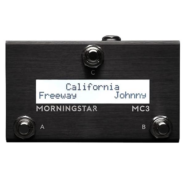 Morningstar - MC3 MIDI Controller Pedal