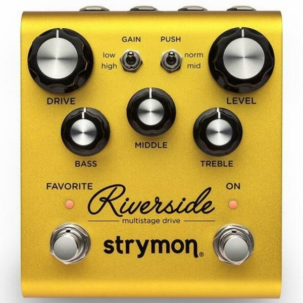 Strymon Riverside Overdrive Pedal