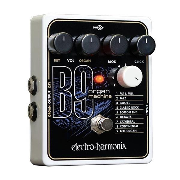 Electro-Harmonix B9 Organ Machine Guitar Effect Pedal