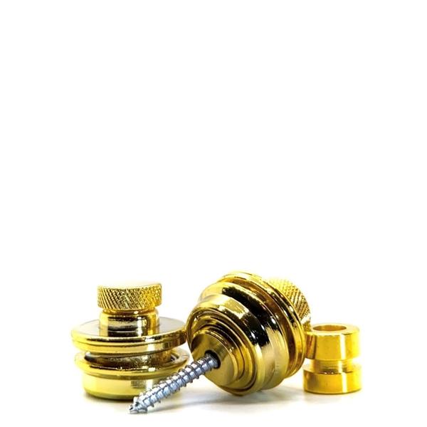 Timbragem Strap Lock - Trava de Correia - Dourada