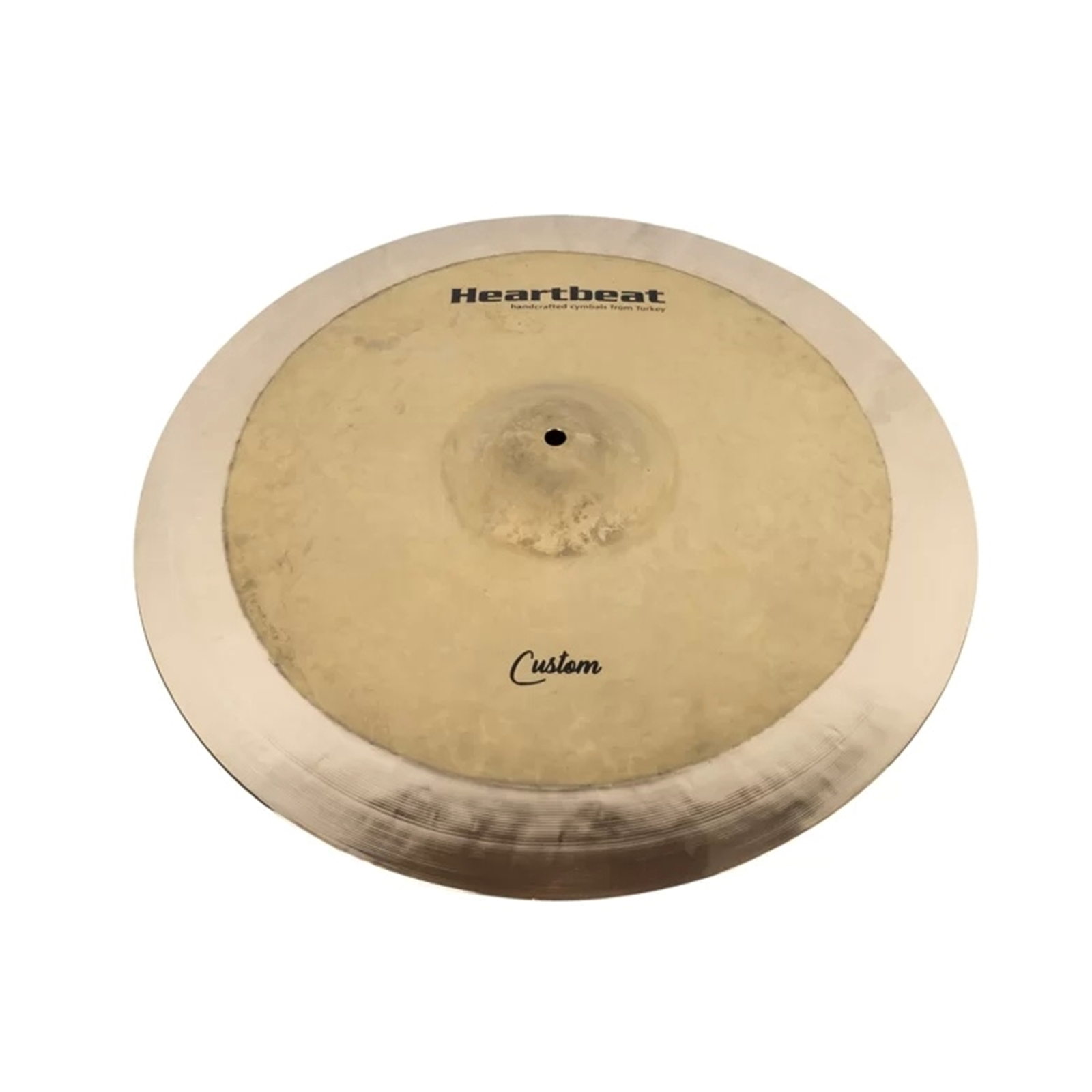 Heartbeat Custom Crash Cymbals