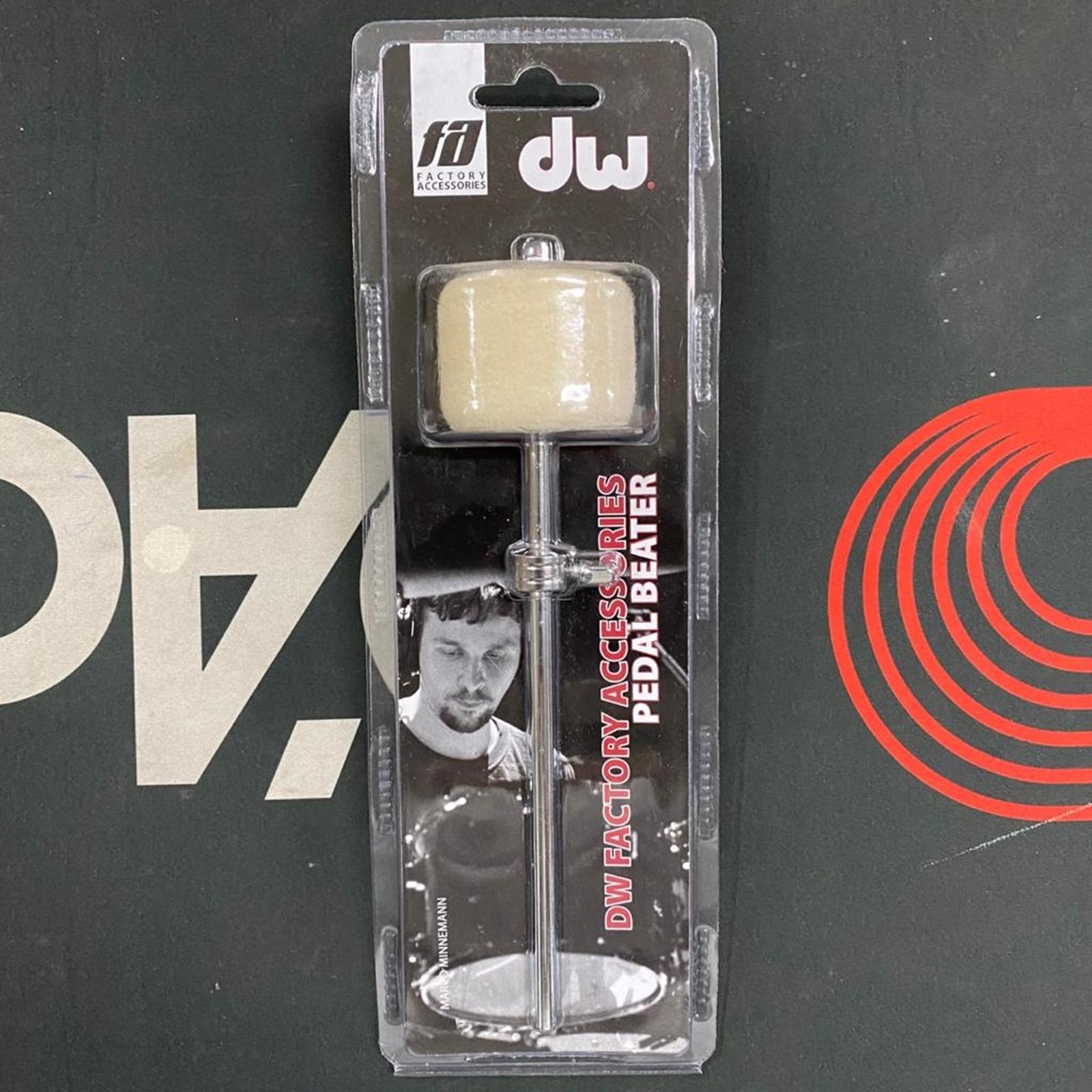 Batedor para pedal de bateria DW DWSM102 Large Felt