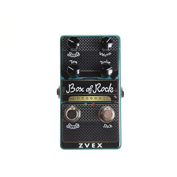 Zvex Vertical Vexter Box of Rock Pedal