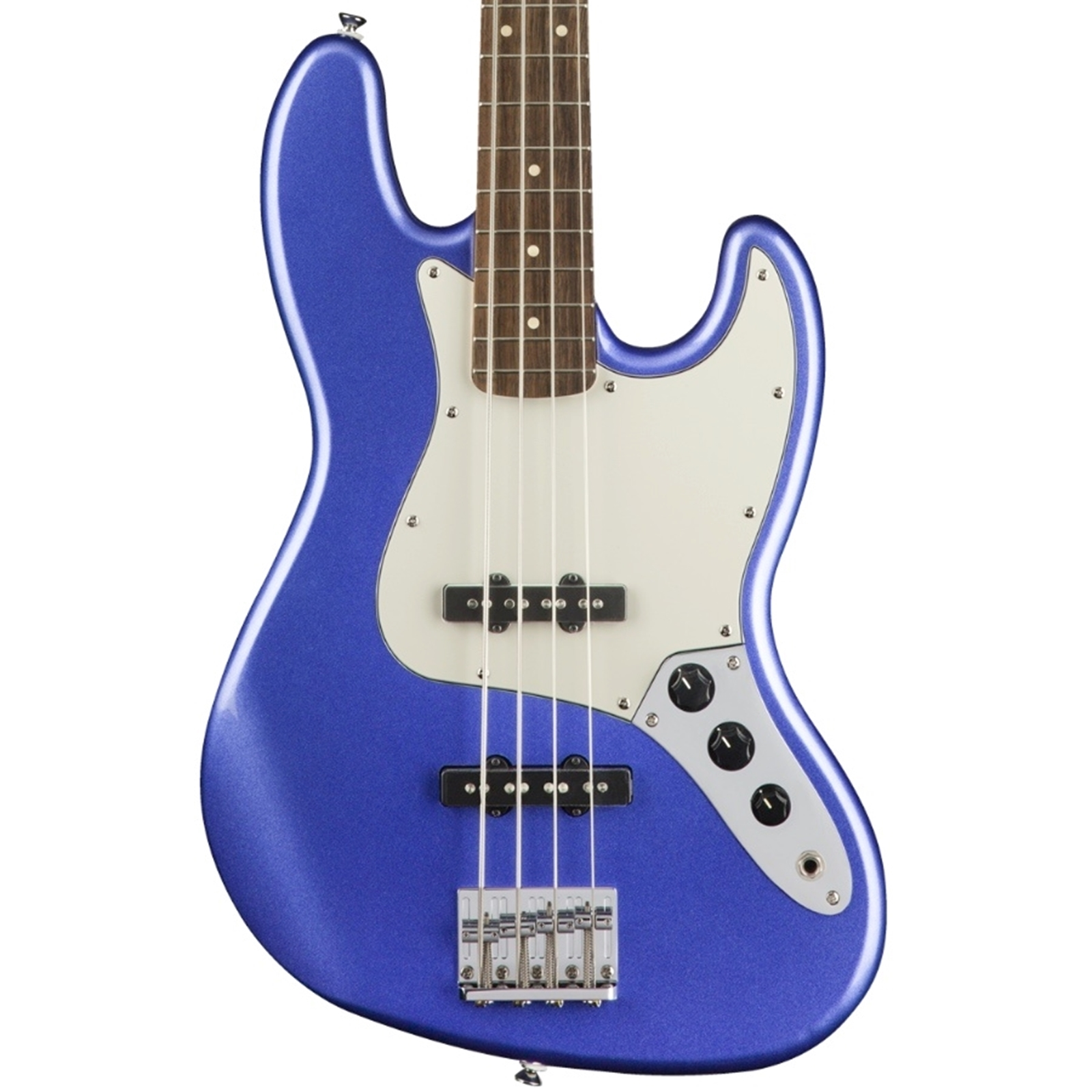 Squier Contemporary Jazz Bass Ocean Blue Metall