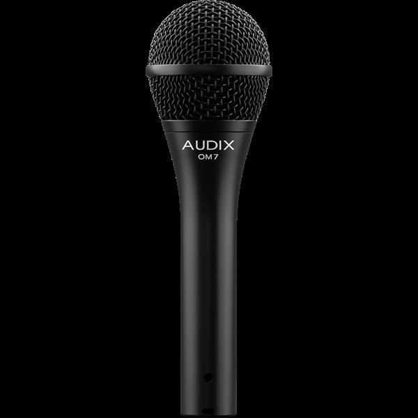Microfone Dinâmico AUDIX OM7