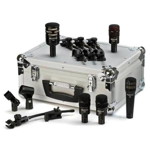 Kit de Microfone para bateria AUDIX DP5A
