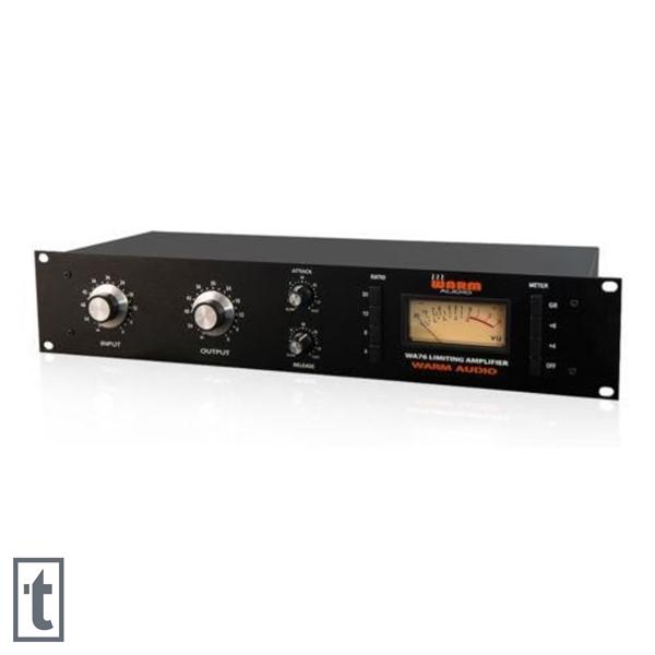 Warm Audio WA76 Discrete FET Compressor