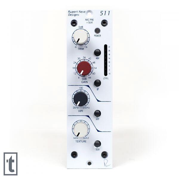 Rupert Neve Designs 511 500 Series Microphone Preamp