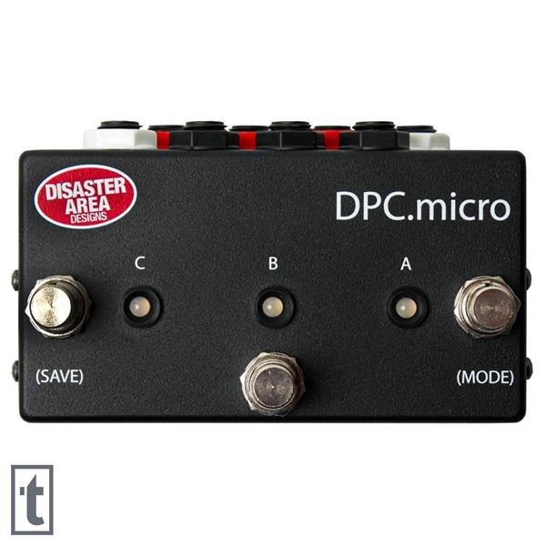 Disaster Area Designs DPC Micro Pedal