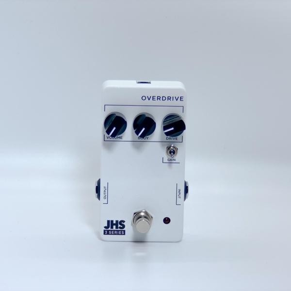 JHS 3 Series Overdrive Pedal - USADO
