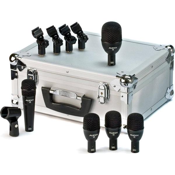 Kit de Microfone para bateria AUDIX FP5