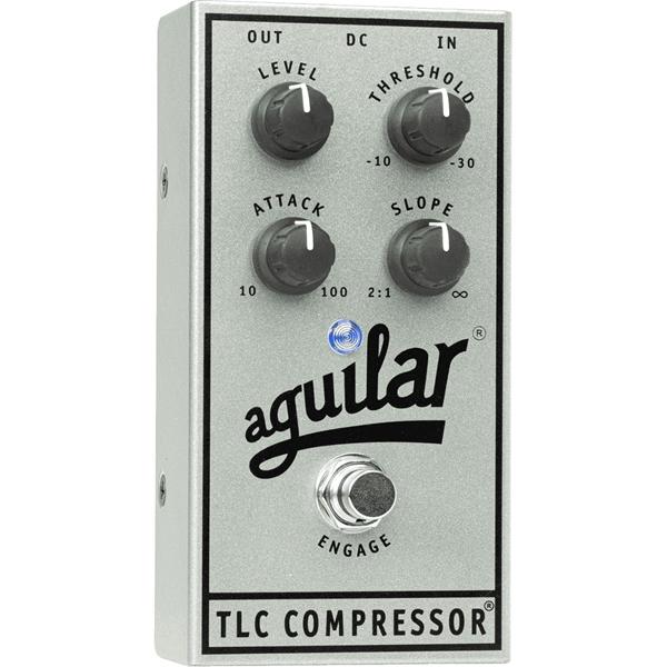 Aguilar TLC Bass Compressor Pedal