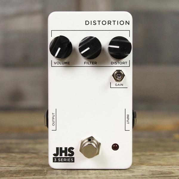 JHS 3 Series Distortion Pedal - USADO