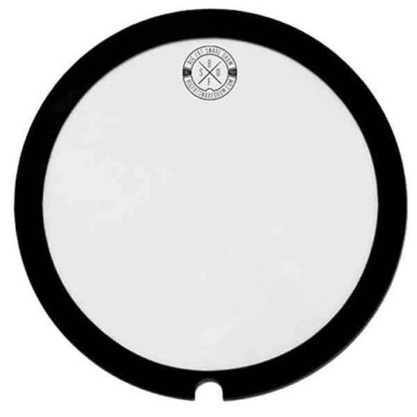 """Big Fat Snare Drum Auto-Tone Snare Drum Topper - 14"""""""