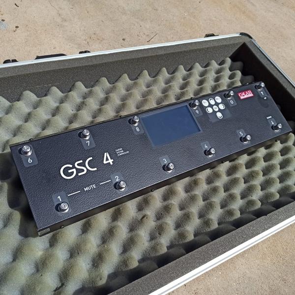Controlador GSC4 GLab