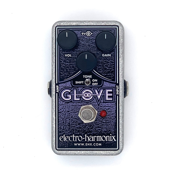 Electro-Harmonix OD Glove MOSFET Overdrive / Distortion Pedal