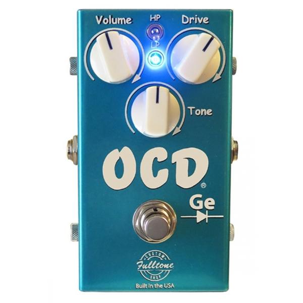 Fulltone OCD-Ge Germanium Obsessive Compulsive Drive Pedal