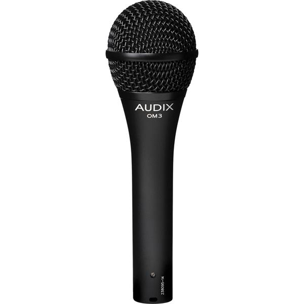Microfone Dinâmico AUDIX OM3