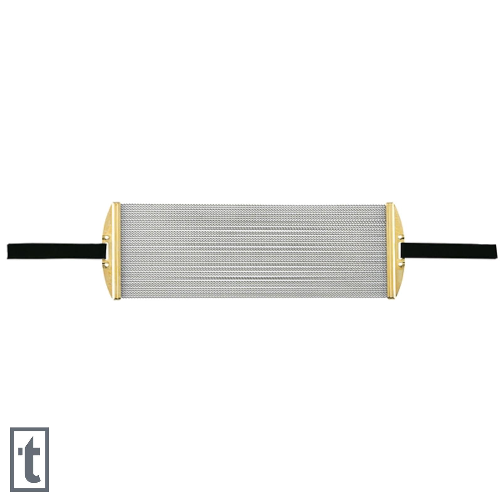 "Tama MS42R14C 14"" 42-strand Hi-Carbon Steel Regular Snare Wires - Esteira"