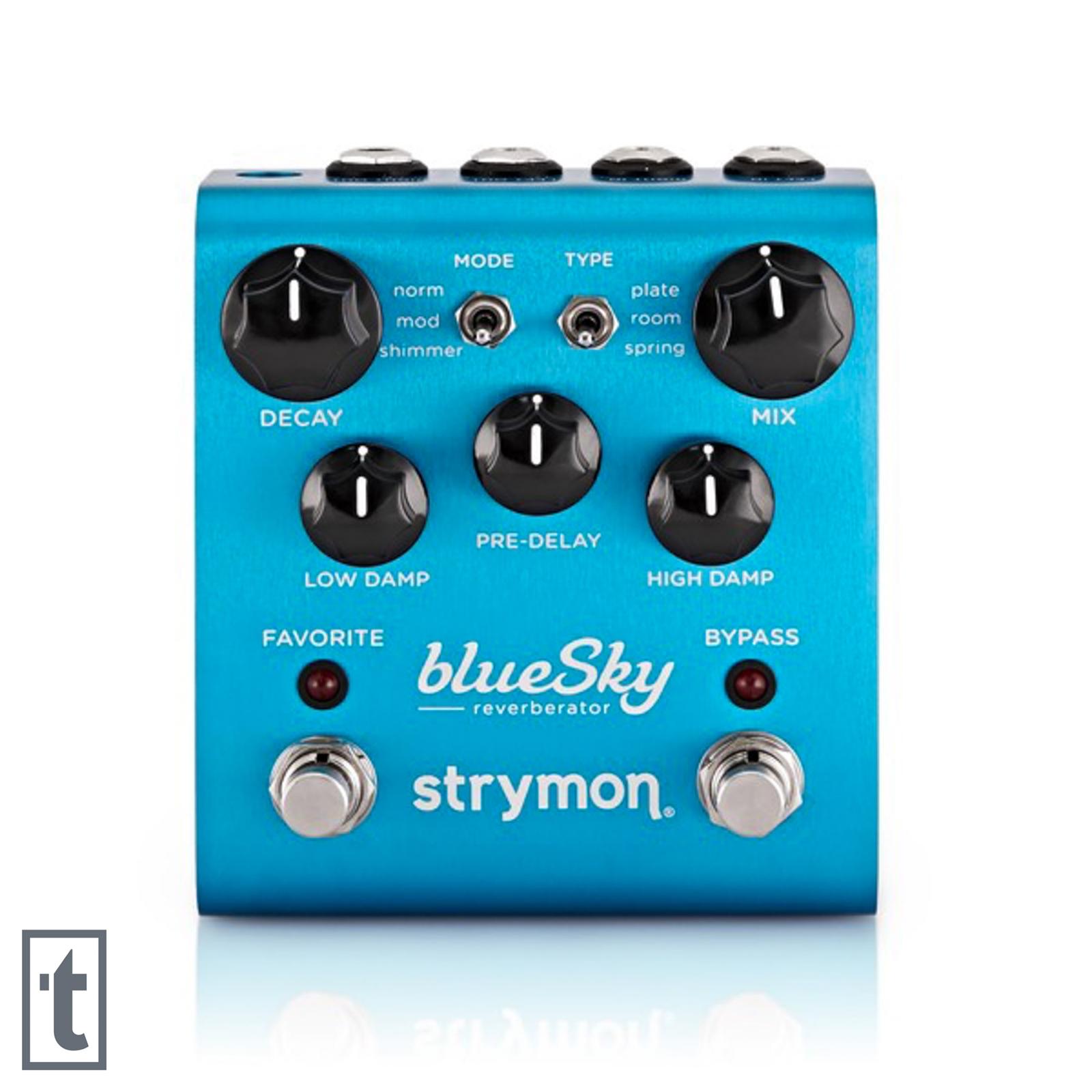 Strymon BlueSky Reverb Pedal
