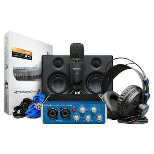 Kit Interface de Audio AudioBox 96 Studio Ultimate