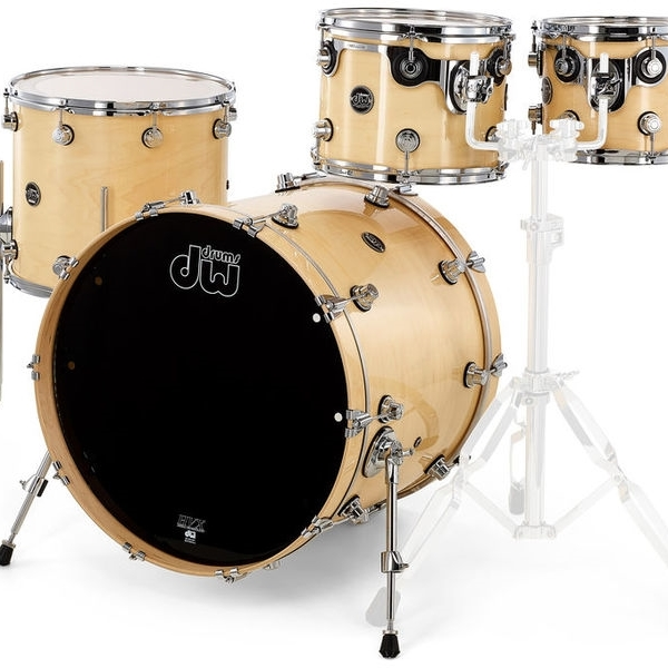 Bateria DW Performace Natural SHELL PACK Made in USA