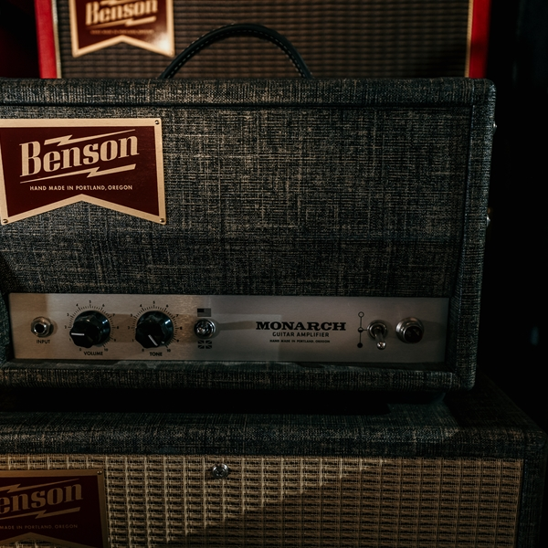 Benson Monarch Head + Cab