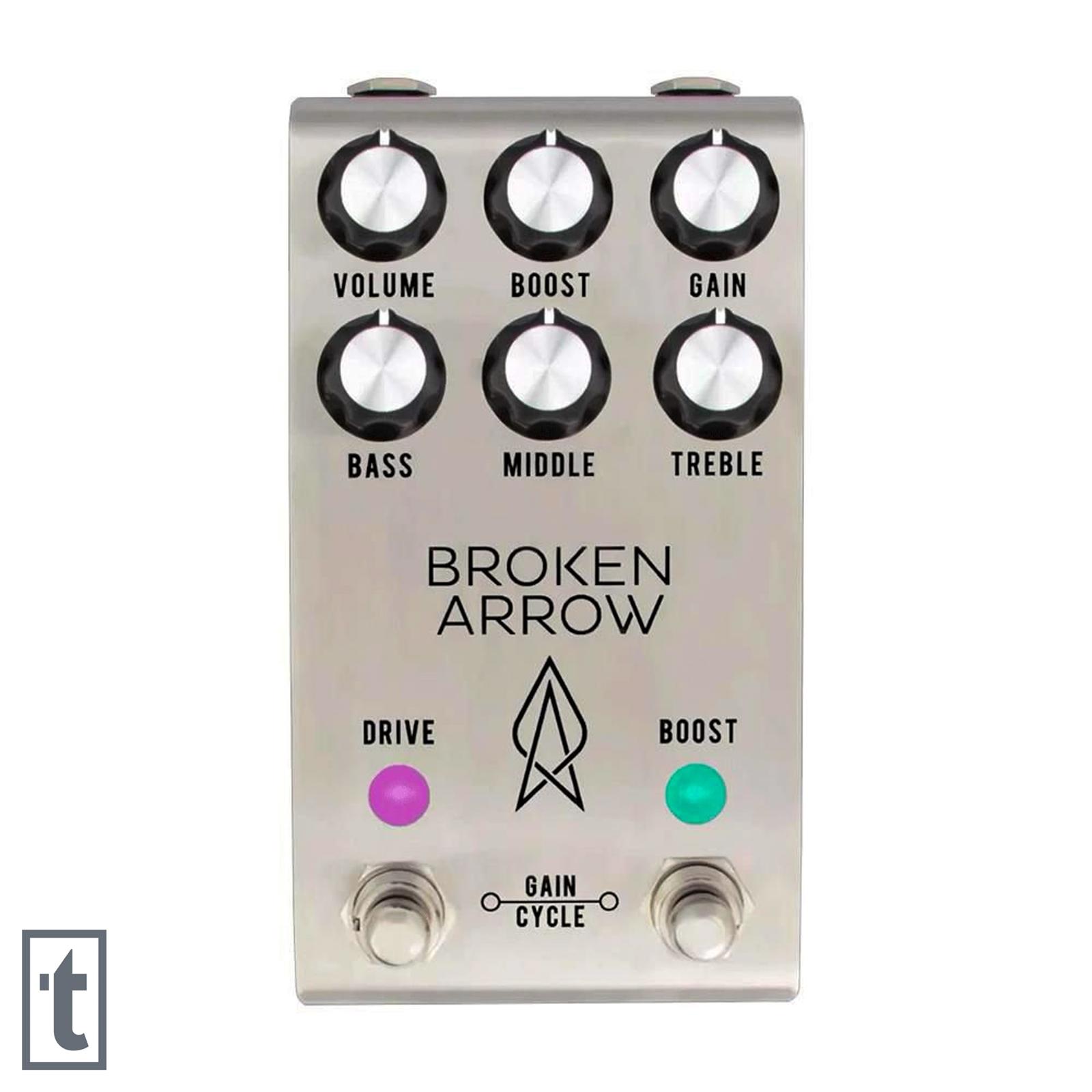 Jackson Audio Broken Arrow V2 Midi Pedal