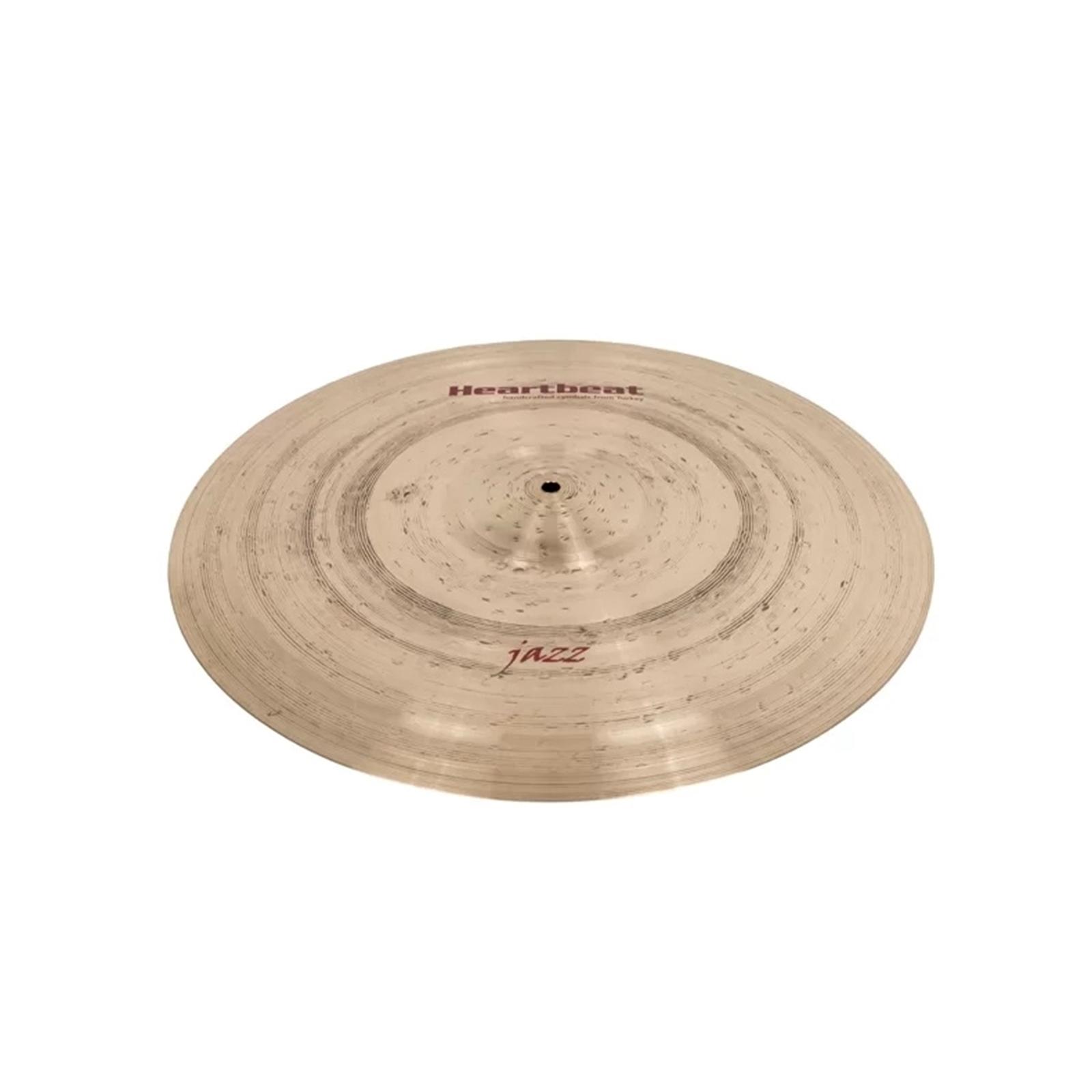Heartbeat Jazz Crash Cymbal