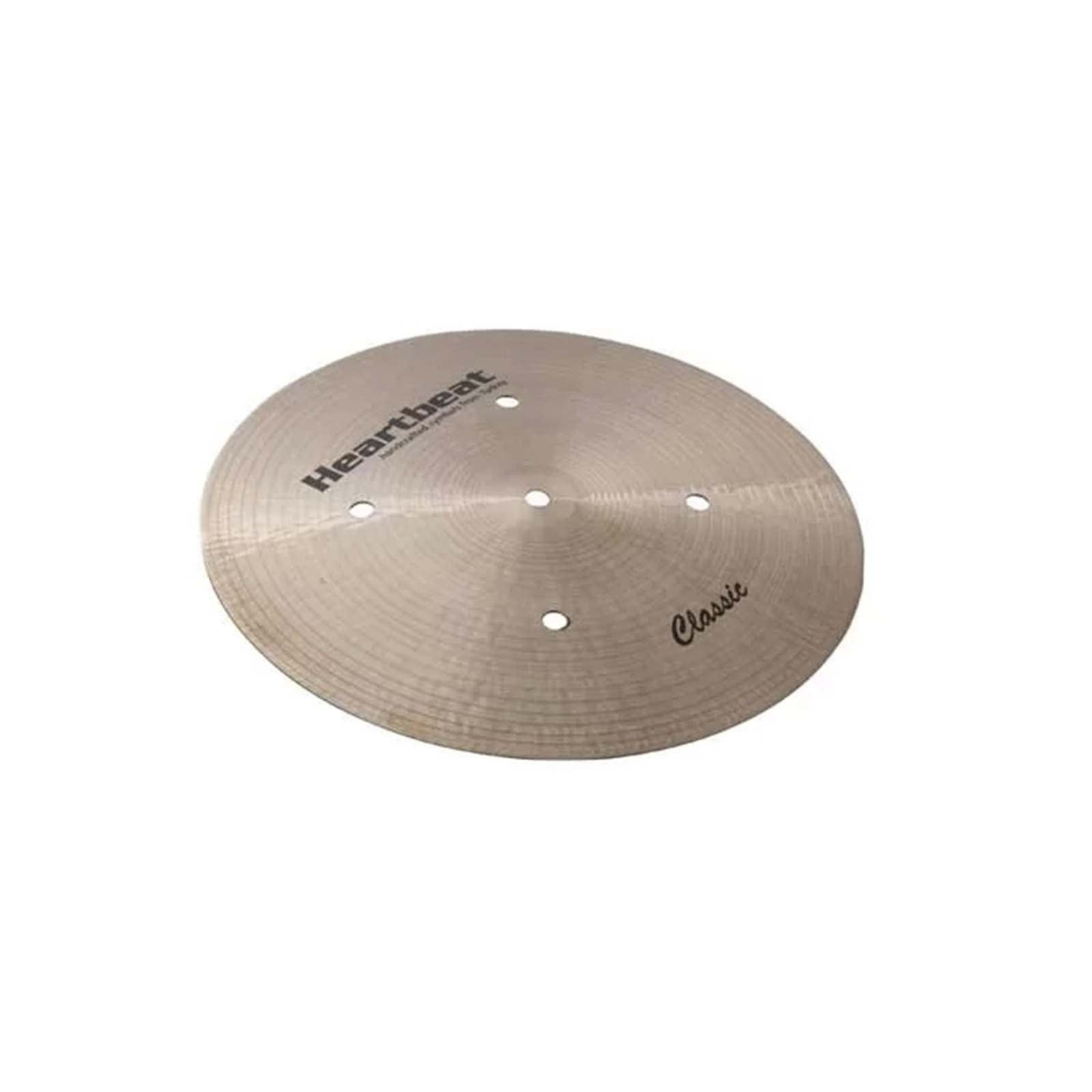Heartbeat Classic Hi-hat Cymbals
