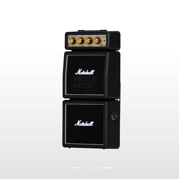 Mini Amplificador Marshall MS-4 Micro Stack