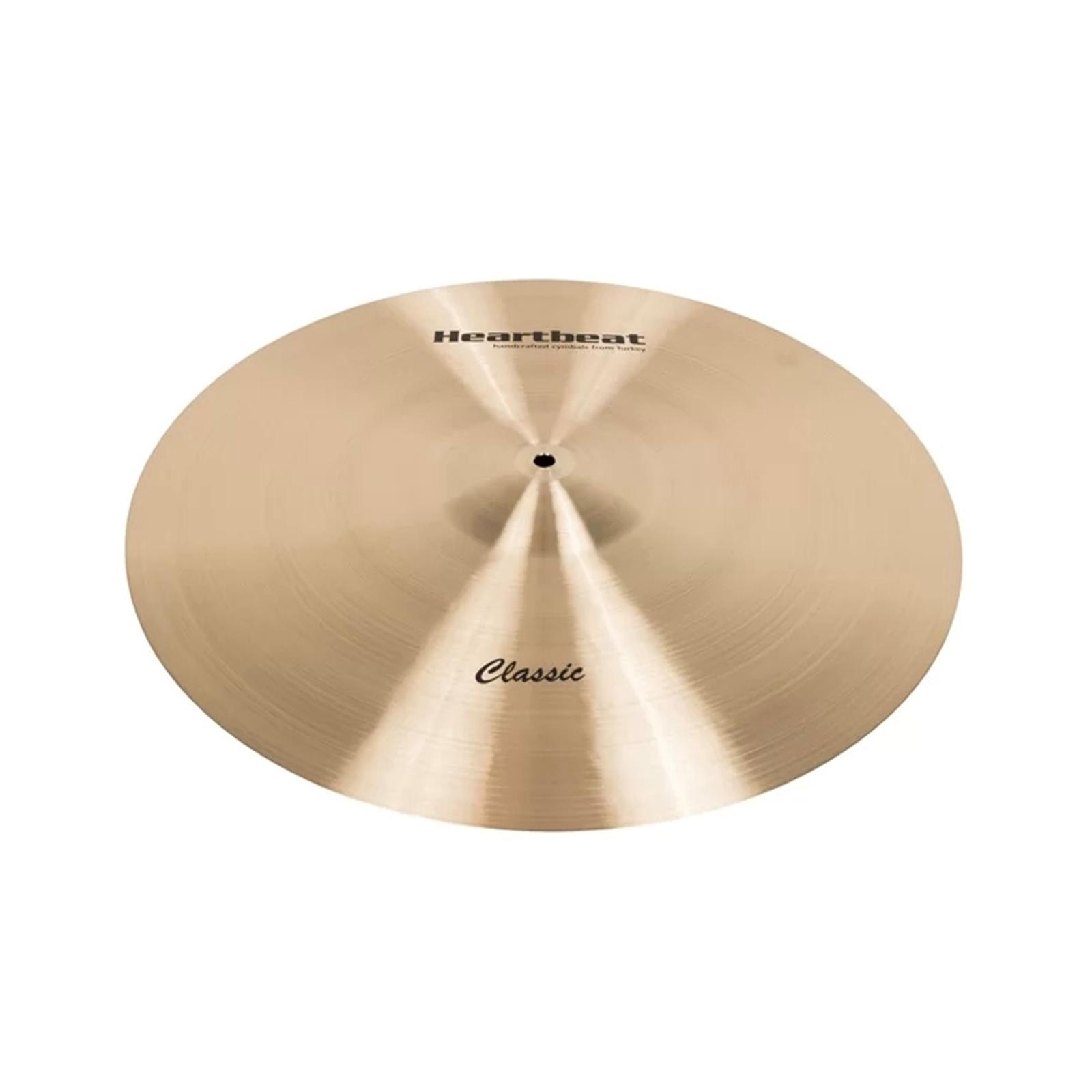 Heartbeat Classic Crash Cymbals