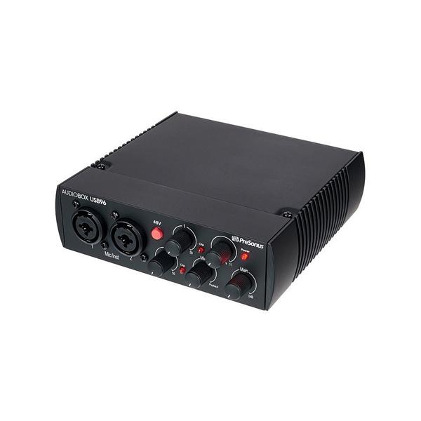 Interface de Audio Presonus AudioBox USB 96 Edição 25 Anos