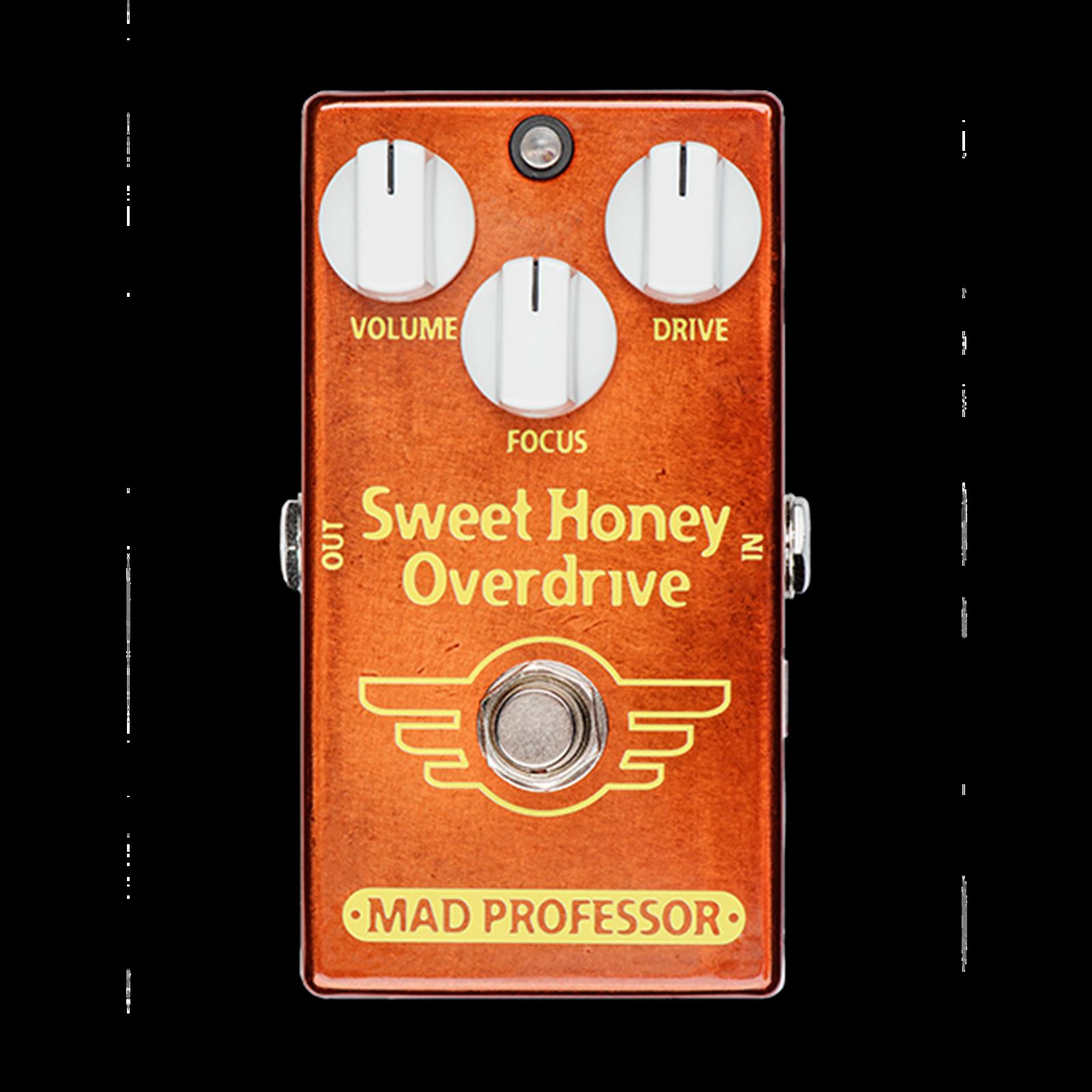 Mad Professor Sweat Honey Overdrive
