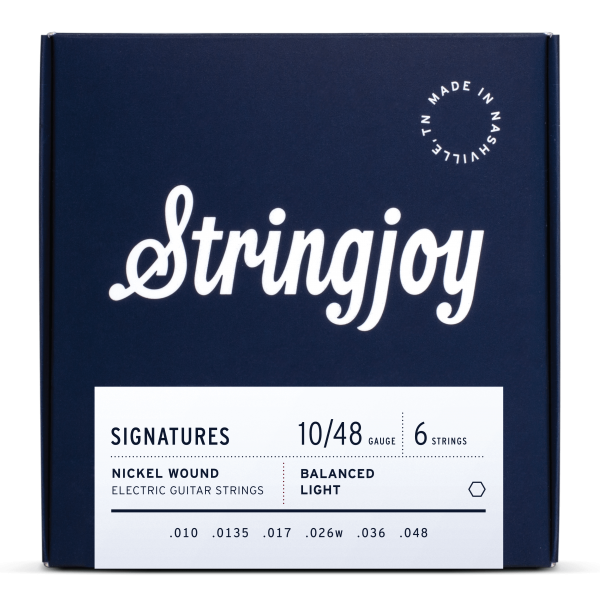 Stringjoy Signatures - Electric Guitar Strings