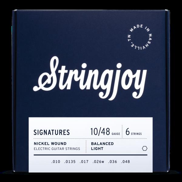 Stringjoy Signatures - Electric Guitar Strings