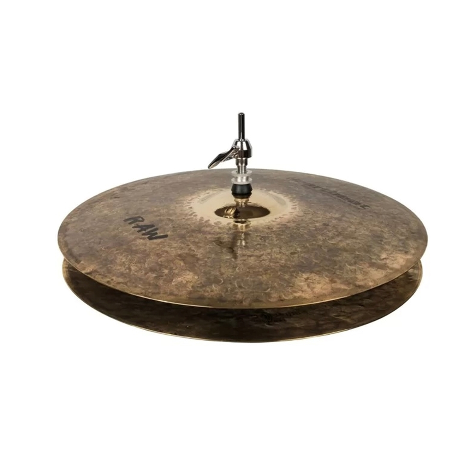 Heartbeat Raw Hi-hat Cymbals
