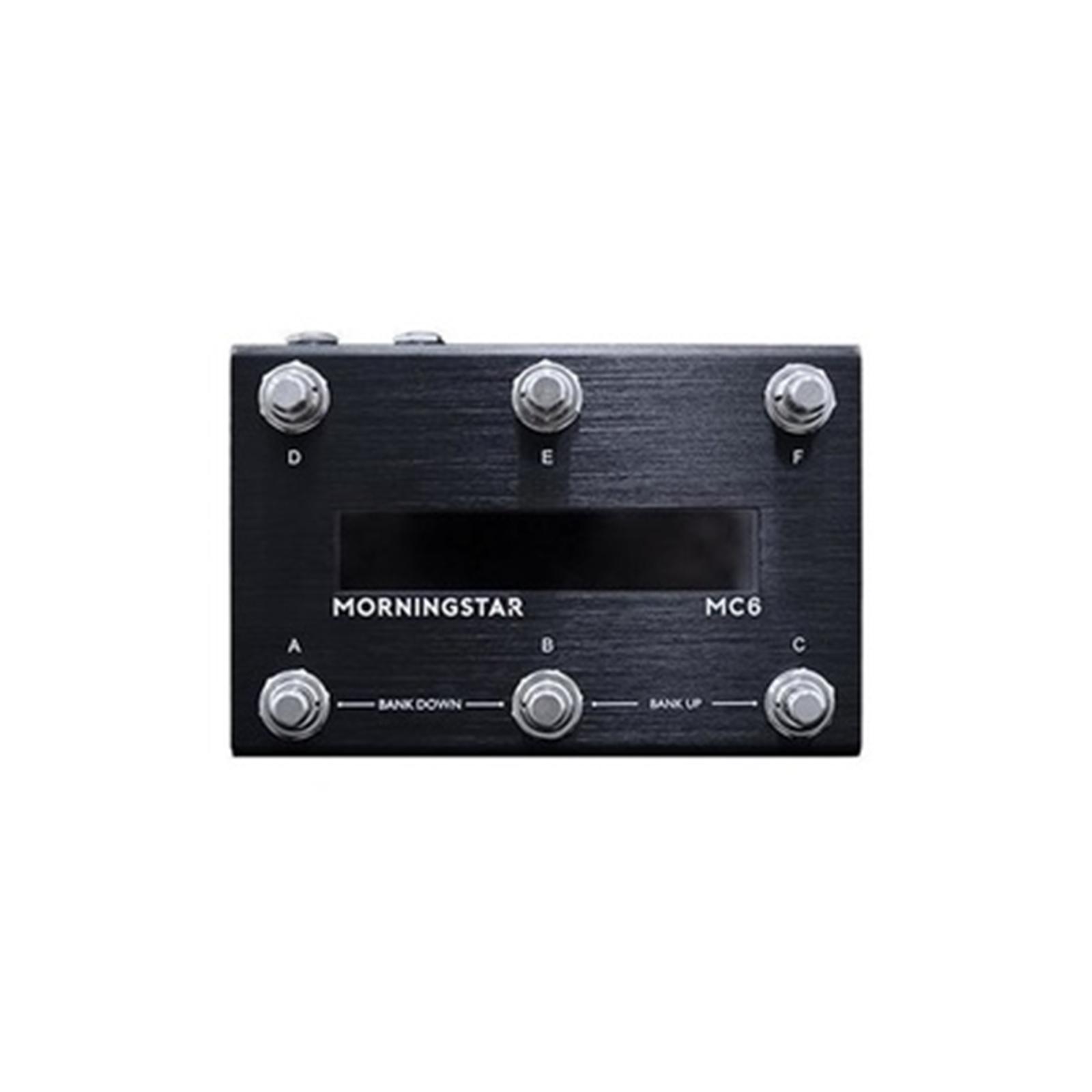 Morningstar - MC6 MkII MIDI Controller Pedal